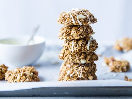 Muesli Honey Cookies
